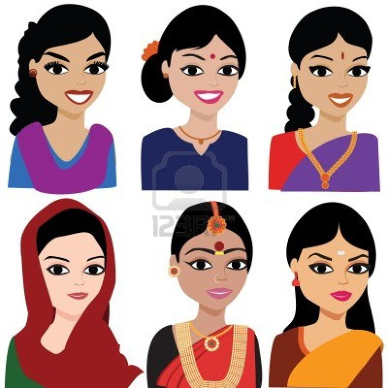 Indian clipart rural woman Clipart Clip Images Art Free