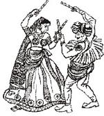 Indian clipart sangeet Jpg SG WS 23