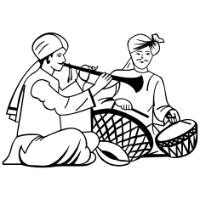 Indian clipart sangeet Symbols Ceremony Sangeet Madhurash Templates