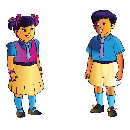 Indian clipart school kid Kids clipart 46 Indian Cliparting