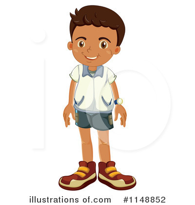 Indian clipart school kid Free Clipart (RF) Clipart #1148852