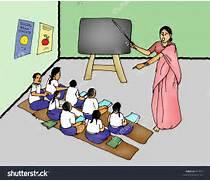 Indian clipart school teacher Indian Teacher Clipart Stu Teacher