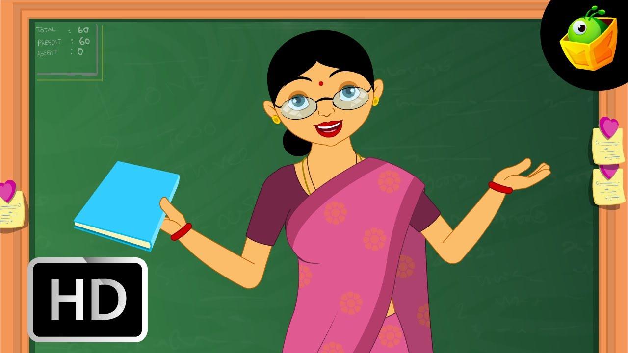 Indian clipart school teacher Nam (62+) Aasiriyar Teacher Chellame