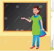 Indian clipart school teacher Indian Woman Clipart I Teacher