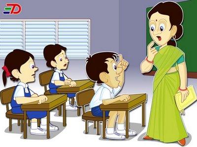 Indian clipart school teacher Teacher and Clipart clipart Teacher