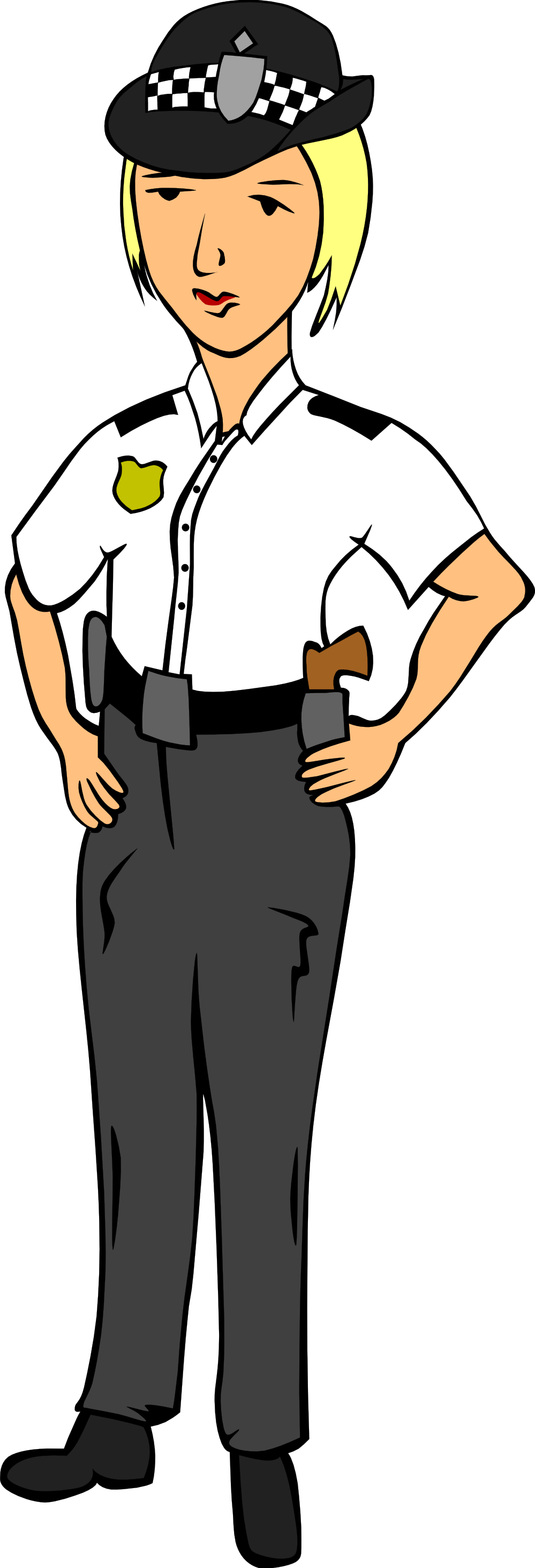 Woman clipart security guard Download Free guard Cliparts Art