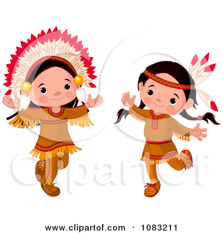 Indian clipart thanksgiving Indian Thanksgiving Clipart Clipart Cartoon