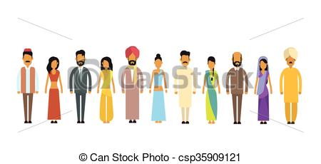 Traditional clipart traditional clothes Traditional Clip of People Clothes