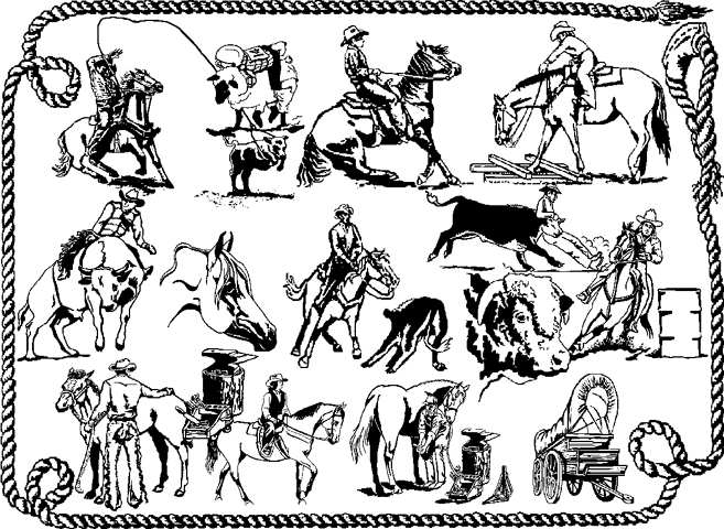 Indian clipart western Cowboys Resources indian clipart Indians