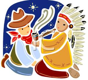 Indian clipart western Clipart Cowboy clipart Clipart and