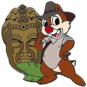 Indiana Jones clipart disney Indiana Adventure Disneyland Adventure pin