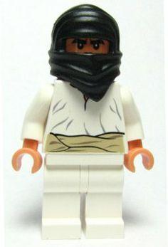 Indiana Jones clipart lego minifigure Chase Playset Lego $10 Thug