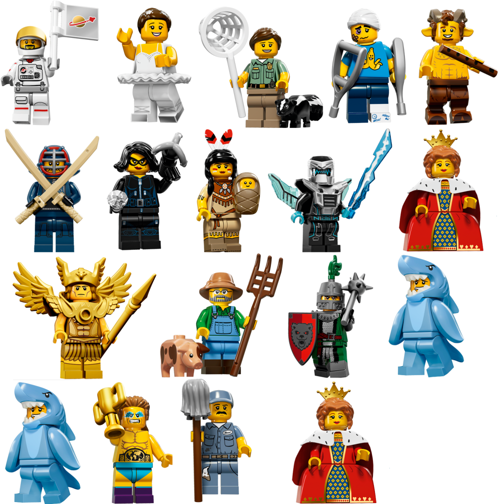 Indiana Jones clipart lego minifigure (71011) LEGO Series  Minifigures