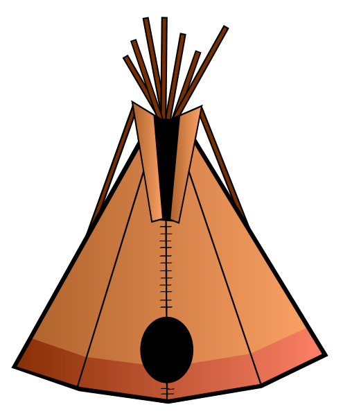 Native American clipart indian canoe Clip Panda Clipart Free Images