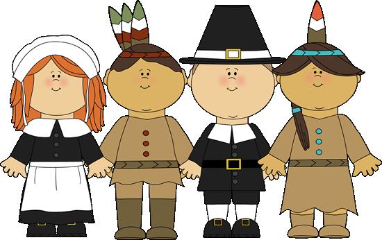 Native American clipart pilgrims Indians Clip Pilgrims and Indians