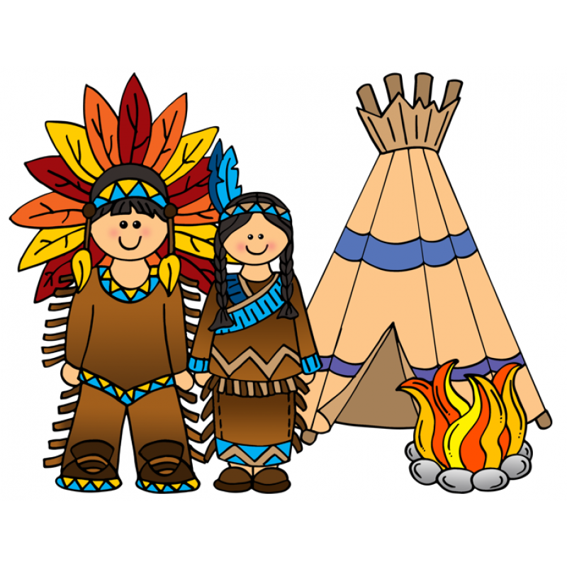 Native American clipart & com ClipartALL Images Art