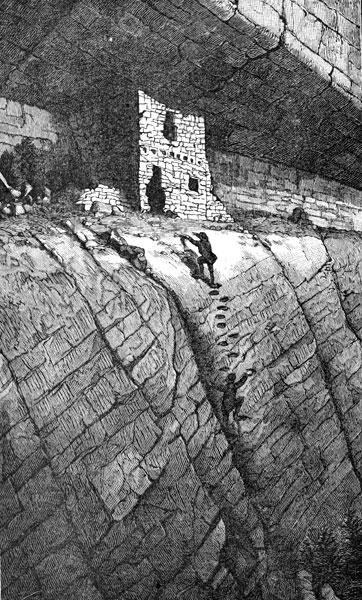 Indians clipart anasazi Anasazi Indians: Indians House Cliff