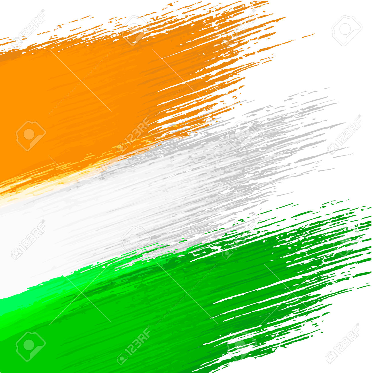 Indians clipart color Royalty In Flag Of Indian