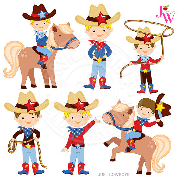 Cowgirl clipart lasso rope Indians indians Cowboys clipart Just