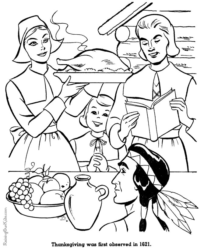 Indians clipart first thanksgiving dinner Kids images kids about thanksgiving