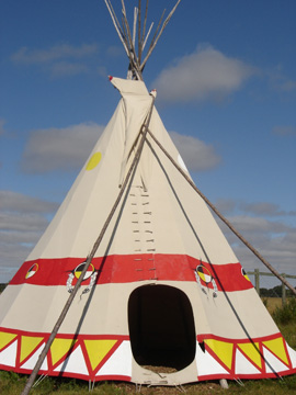 Indians clipart great plain GC Native Plains teepee jpg