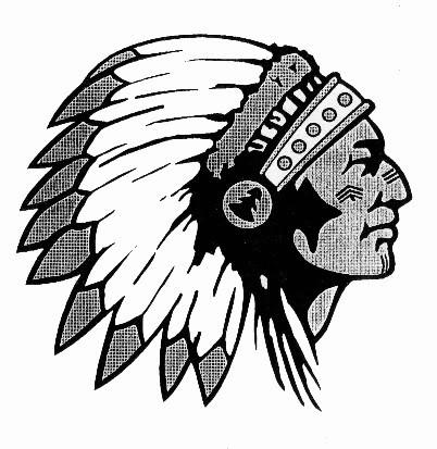 Indians clipart indian head Indian Indian Head Head (71+)