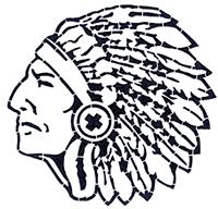 Chief clipart warrior head Warriors indian Indian Logos Warrior