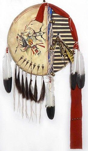 Native American clipart shield James Little 218 Native Bear