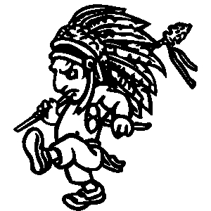 Chief clipart indian mascot Shirt 049333AF jpg t line