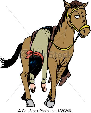Horse Riding clipart indians  American American csp13393461 horse