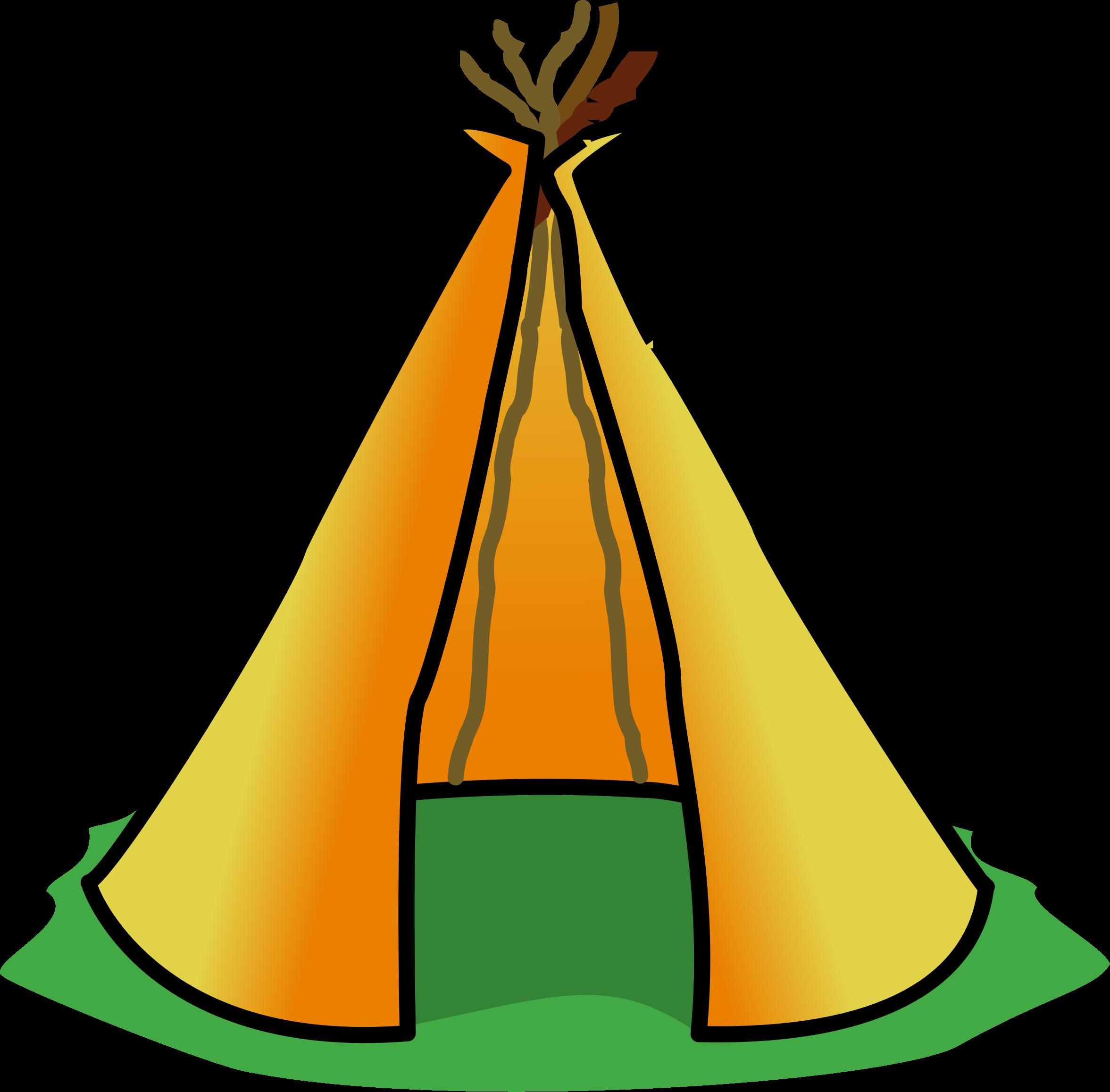 Native American clipart teepee tent Teepee teepee Clipart