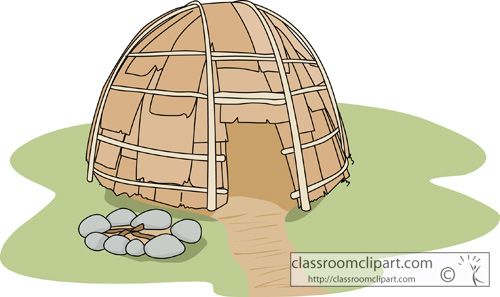 Native American clipart wigwam Jpg Classroom indian_wigwam Indian :