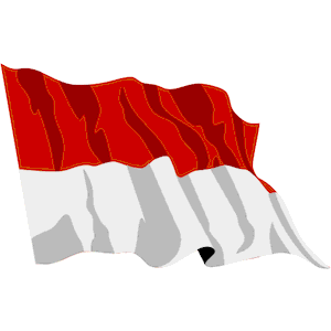 Indonesia clipart Indonesia  (wmf of 2