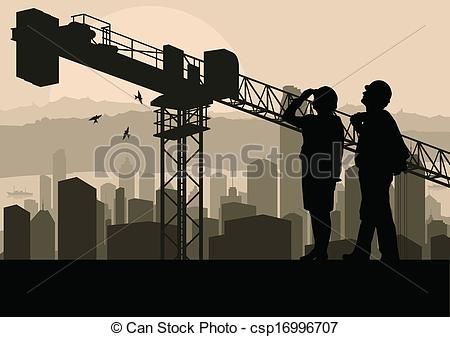 Industrial clipart engineering tool Background manager watching illustration site