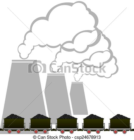 Caol clipart industry Trolleys 2 Coal industry pipes