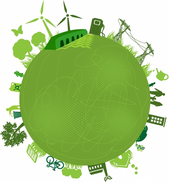 Technology clipart sustainability Vector) vector 298 (4 Free