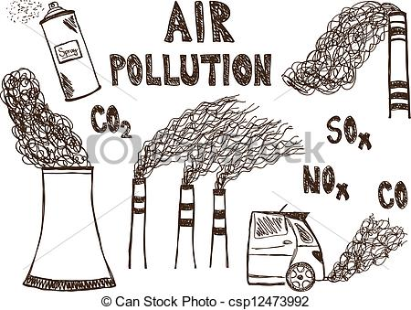 Industrial clipart environment pollution Download Clipart – Clip Art