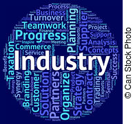 Industrial clipart industry Art And Words Industry Mechanized