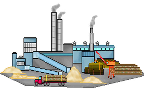 Industrial clipart factory symbol Industry Industry Savoronmorehead Clipart Clipart