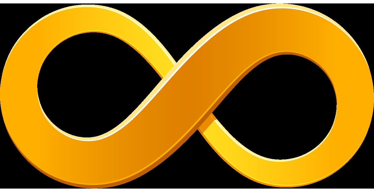 Infinity clipart  Symbol on Art Clip