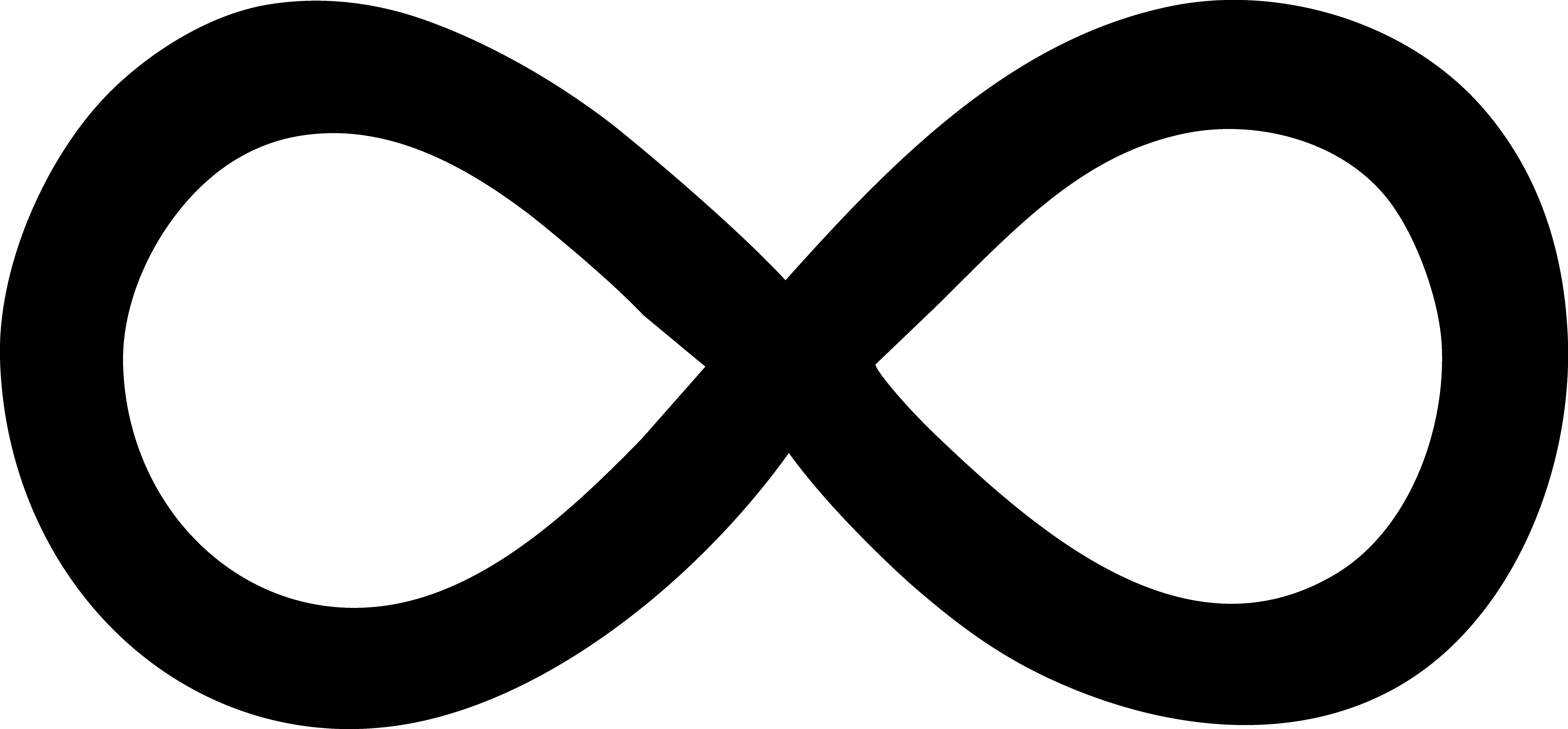Infinity clipart Infinity Art Symbol Black Symbol