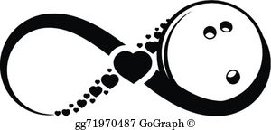 Infinity clipart artistic Softball  Love infinity ·