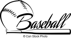 Word clipart baseball Free Images Printable Art Clip