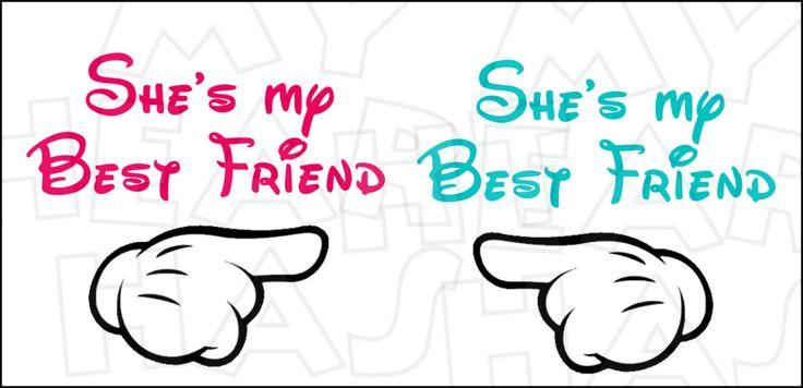 Infinity clipart best friend Art Free BFF Friendship Download