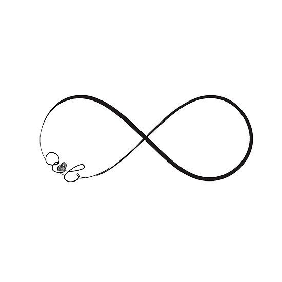 Infinity clipart drawing Clip symbol Sign infinity Anchor