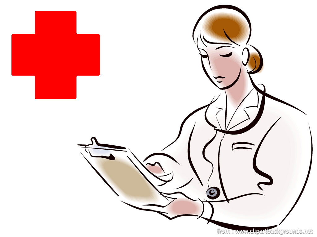 Red Cross clipart medical office #12