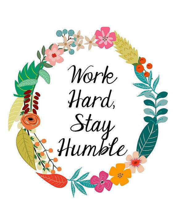 Infinity clipart hard work 25+ Stay Humble ideas Working