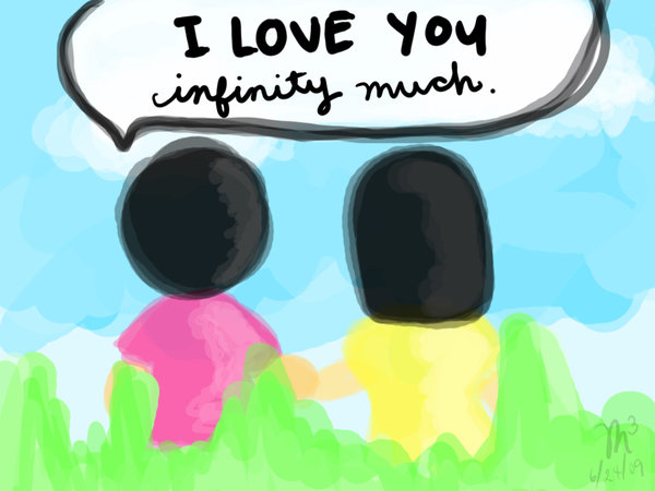 Infinity clipart i love you Infinity You pyrexphotography Much II