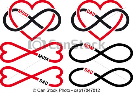 Infinity clipart i love you You Love Dad Clipart i%20love%20you%20dad%20clipart