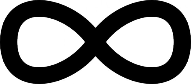 Infinity clipart icon Icons Free Icon sign Infinity